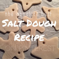Salt Dough Ornaments 2.0
