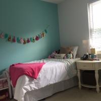 Minty Fresh Bedroom Re-Do